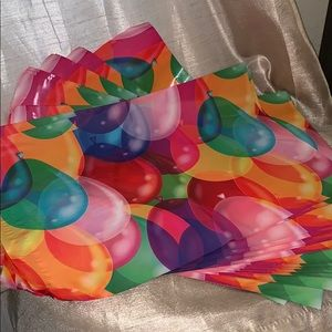 Other - 10 X 13 polymailer bags 50 ct balloons